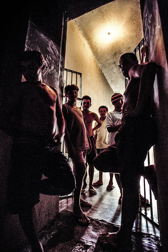 Jail Report Guarabira / Brasil