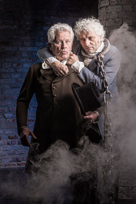 Udo Wachtveitl & Miroslav Nemec / Scrooge / Sagas production