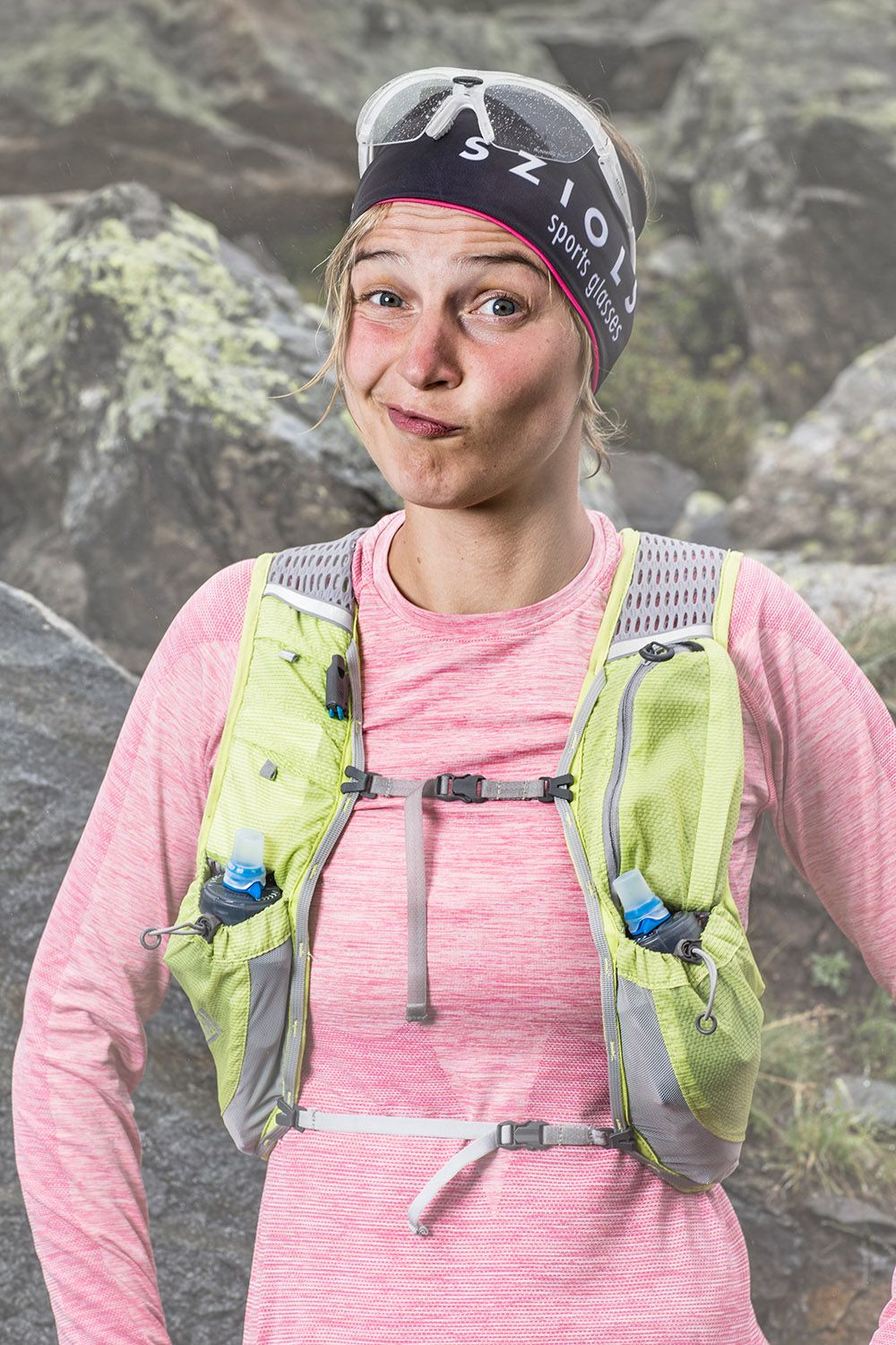 Trailrunning / Portraits