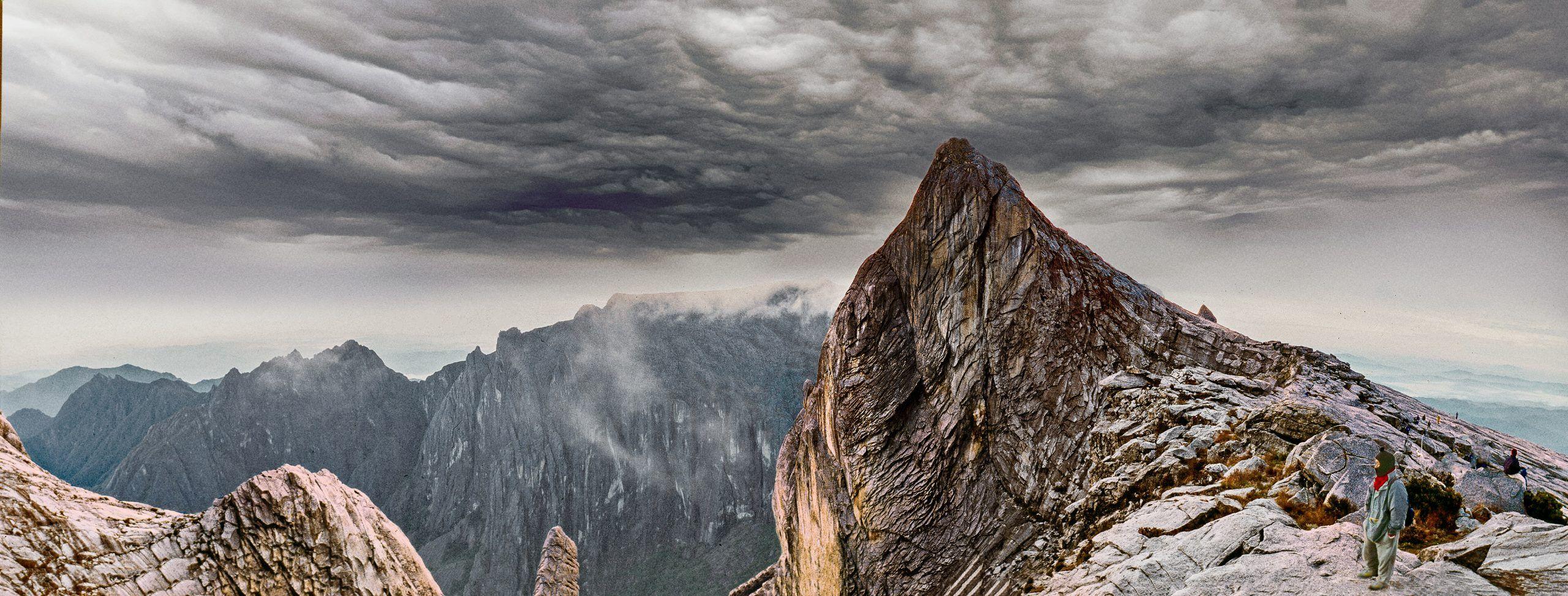 Mount Kinabalu / Borneo