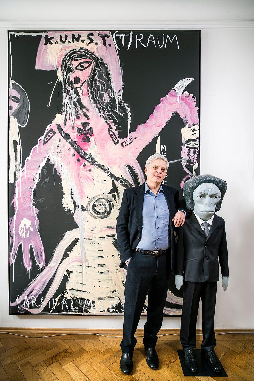 ARTWARD / Ioannis Christoforakos & Dr. Annette Doms