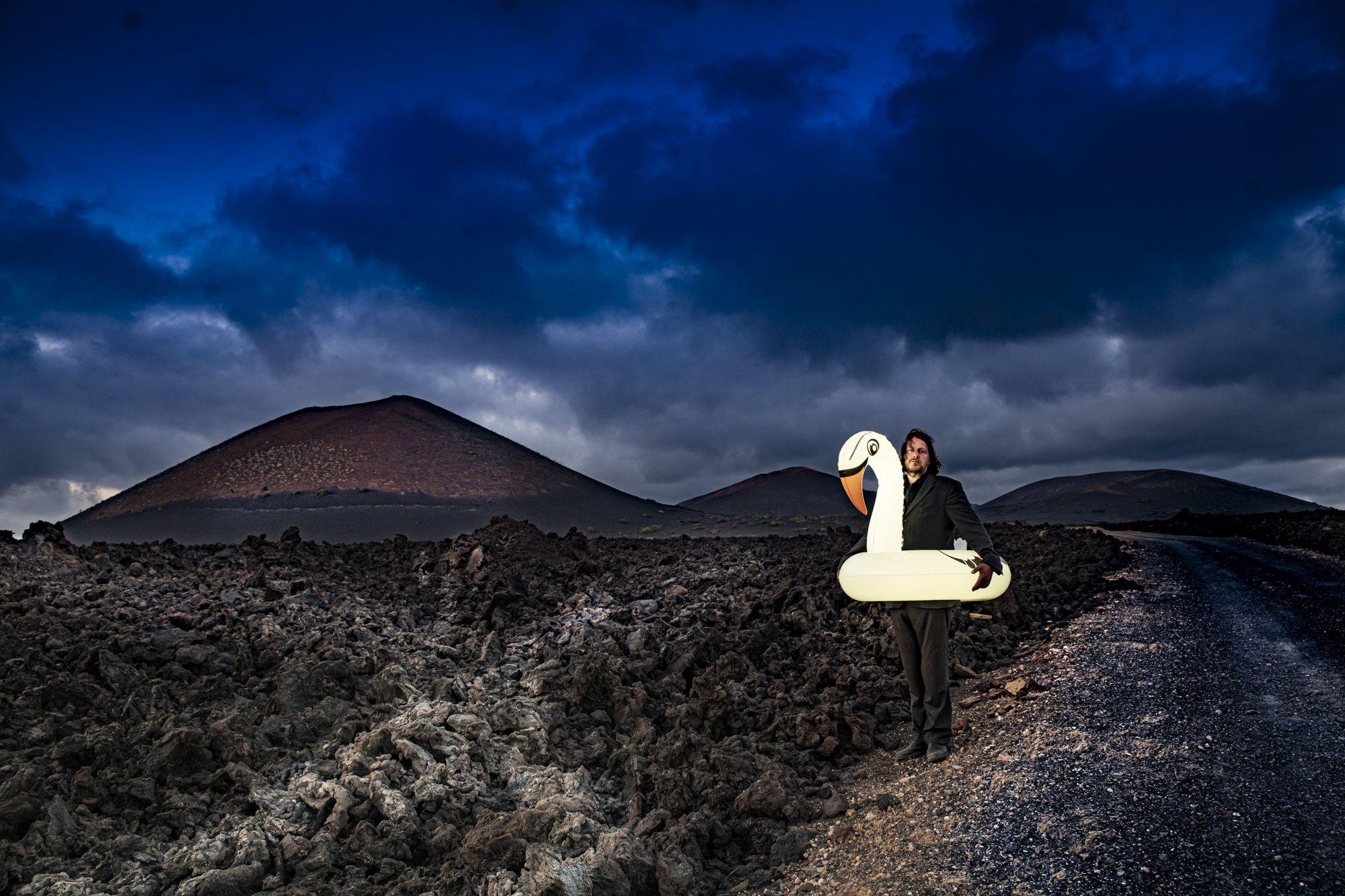 """Jan-Philip Scheibe """"Swan"""""""