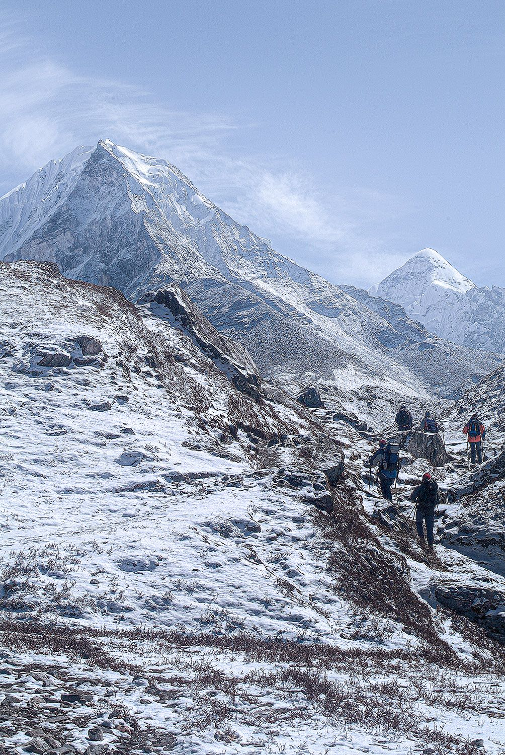 Island Peak & Everest Base Camp / Nepal