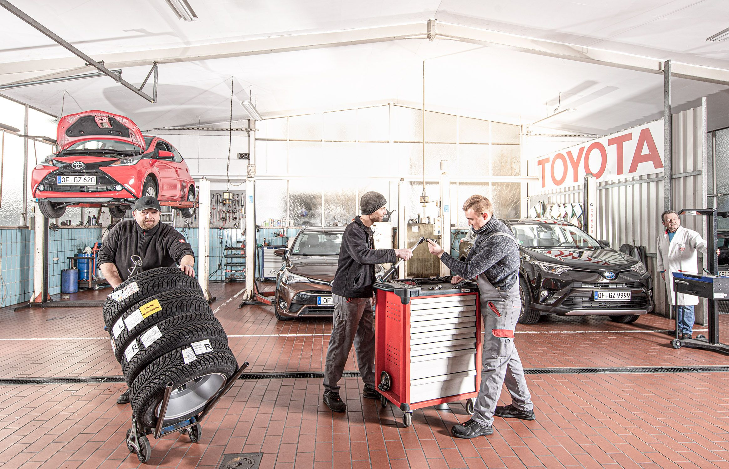 TOYOTA Servicepartner