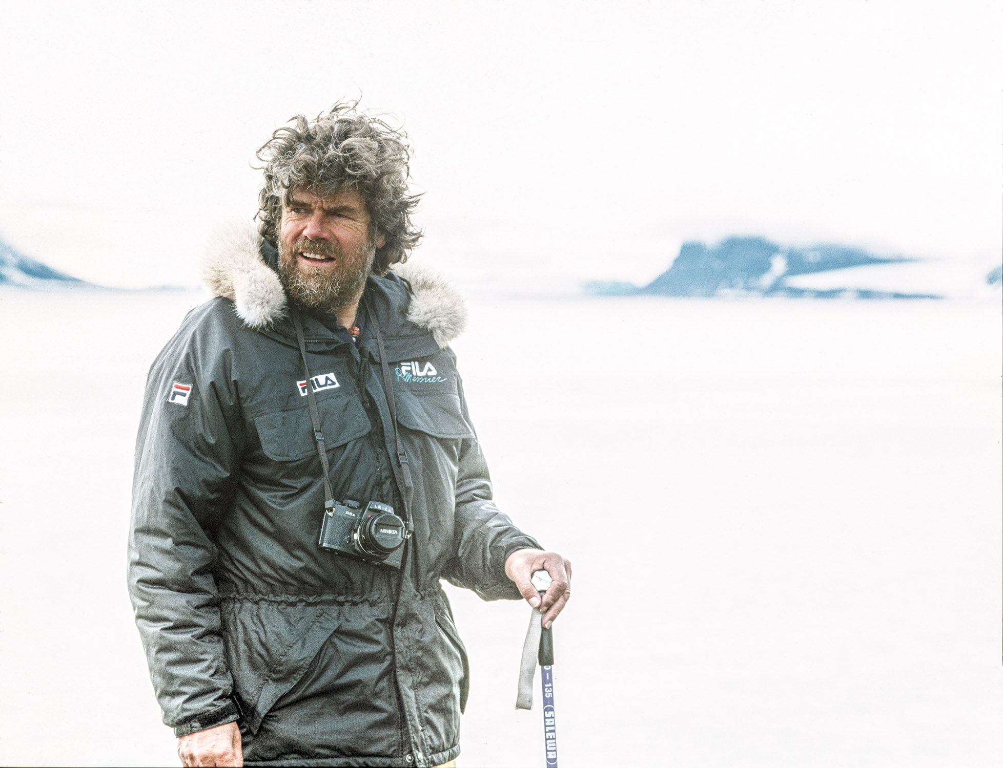 Russian Arctic / Franz-Josef-Land with Reinhold Messner