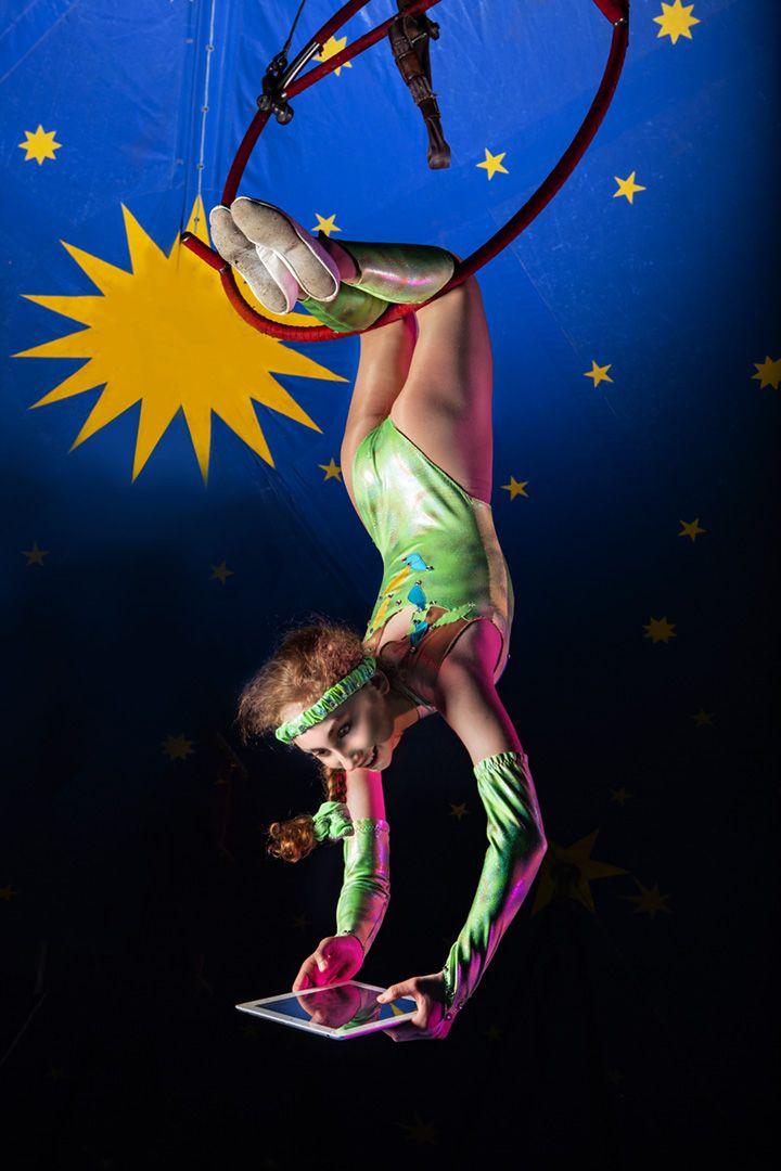 Telekom / Zirkus Kinder