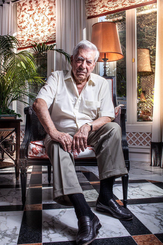 Mario Vagas Llosa