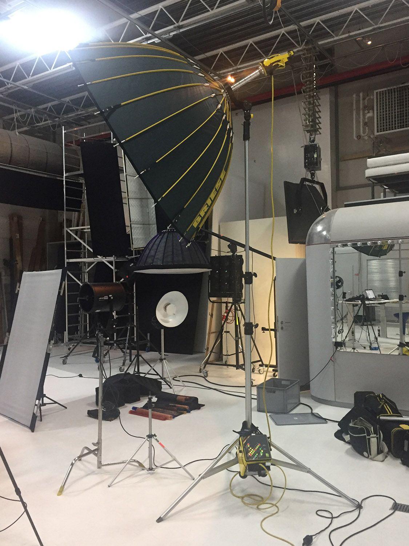 SW//M campaign shooting in Munich / SAX Studio