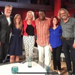 Gaby Hauptmann begrüßt diese Woche Marc Marshall, Roberto Blanco, Insa Thiele-Eich, Stefan Nimmesgern und Stefanie Heinrich.